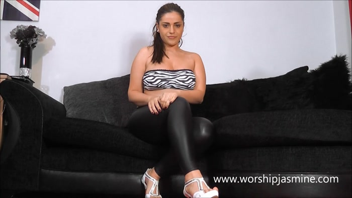 Worship Jasmine - Foot Cucked