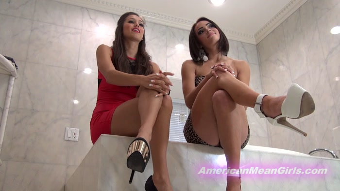 Goddess Rodea, Princess Carmela - On-Demand Cock Sucker