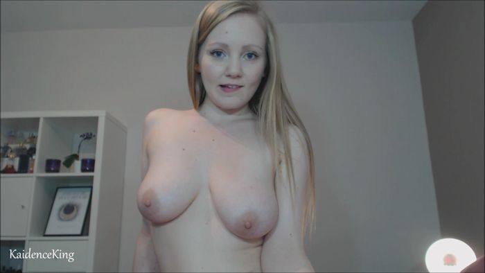 Kaidence King - Topless faggot humiliation CEI