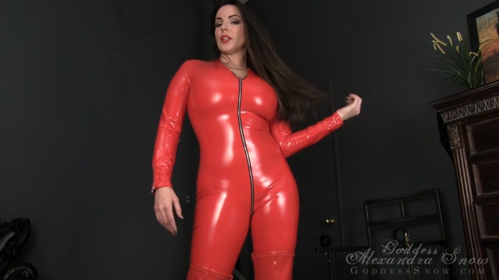 Goddess Alexandra Snow - Earn Your Cum Slave Assignment