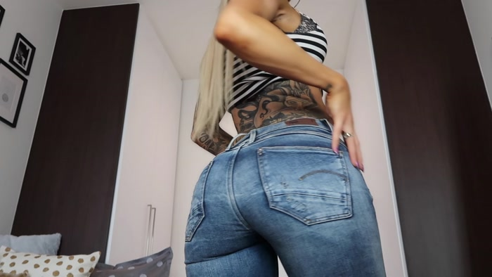 Harley Lavey - Jerk For My Jeans