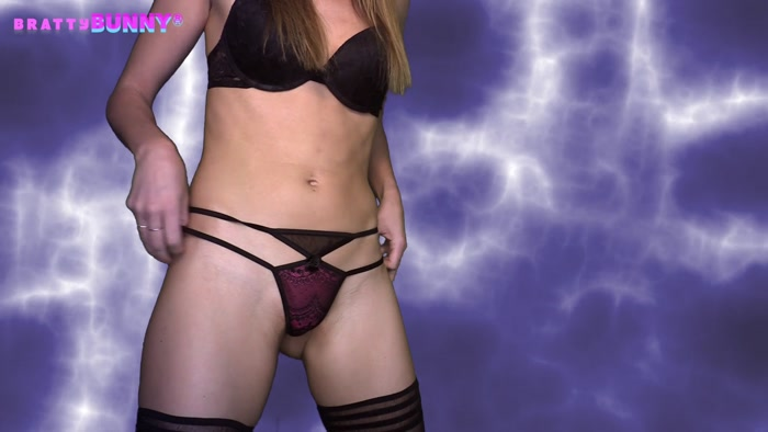 Bratty Bunny - Intense Poppers Bunny Worship