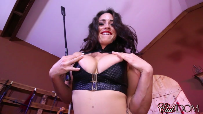 Goddess Cleo - Finger Your Ass For Permission To Cum