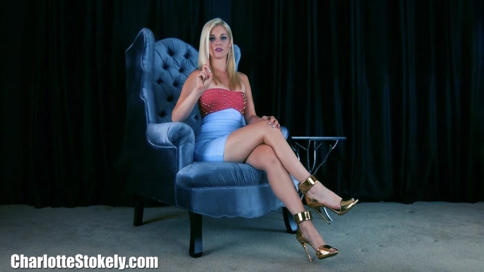 Charlotte Stokely - Its A Privilege To Eat Cum For Me