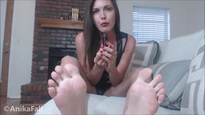 Anika Fall - Aroma JOI, Anal and CEI For Feet