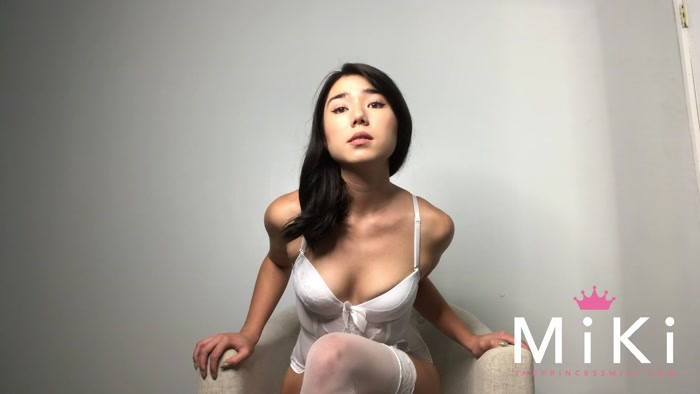 Princess Miki - I've ruined you - and you're still addicted