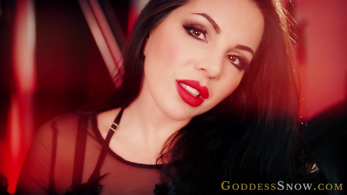 Goddess Alexandra Snow - Thoughtless Throbbing Stroke