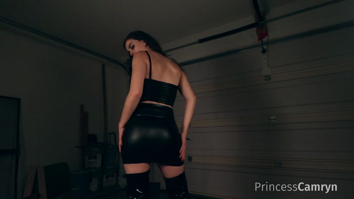 Princess Camryn - Your Last Jerk On Earth
