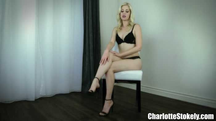 Charlotte Stokely - Foot Slaves Are The New Thing