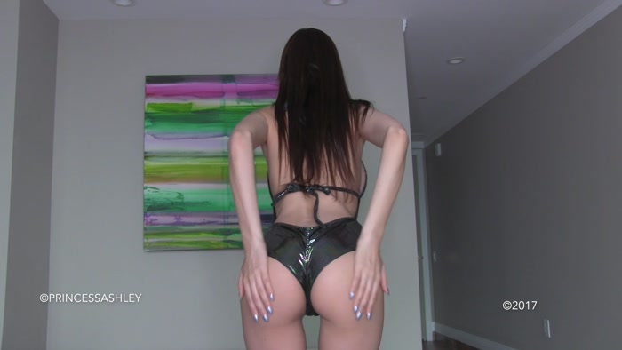Princess Ashley - Losers Fuck Their Hands