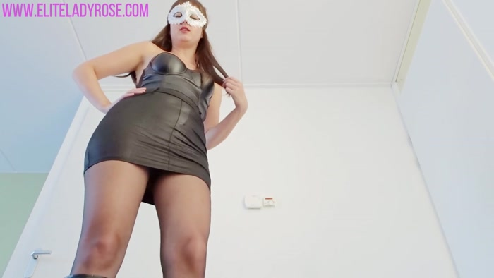 Elite Rose - ballbusting small losers