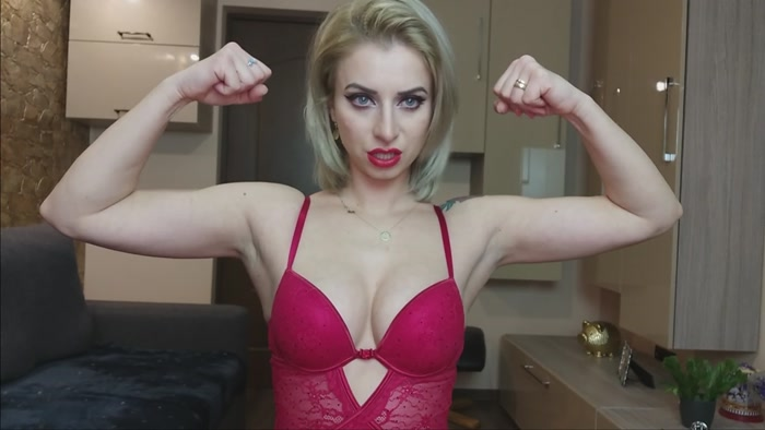 Moneygoddessscc – Muscle Show off