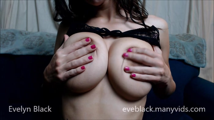 Goddess Evelyn - Girl Next Door Blackmails you