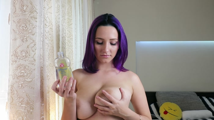 Happy Yulia – Oil And Jump With Huge Tits