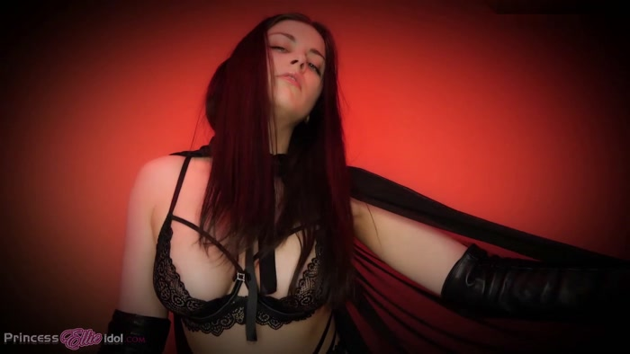 Ellie Idol - Sith Mistress Seduces You To The Dark Side