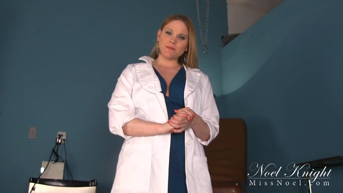 Miss Noel Knight - FORCED MEDICAL MILKING