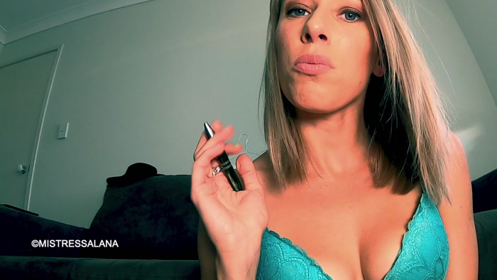 Mistress Alana - Face sitting and extreme sm0ther!ng POV