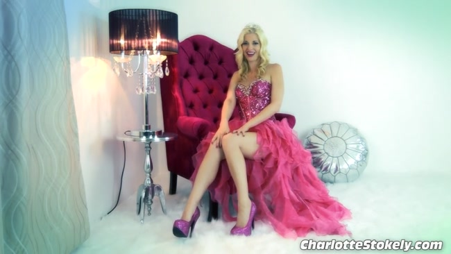 Charlotte Stokely - Ask Your Ex To Make You Gay 4 Pay