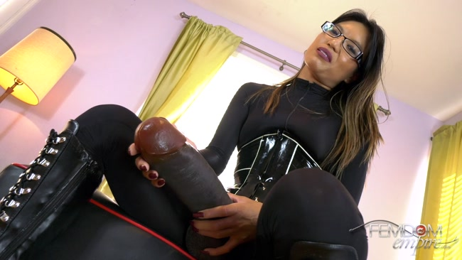 Asia Perez - Monster Cock Pleaser
