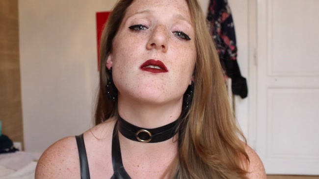 Little Redhead Lisa – Penis Personification Humiliation Custom