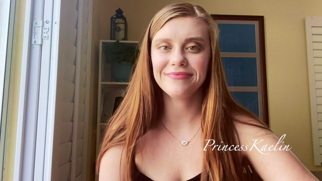Princess Kaelin - Chastity Challenge, No Release Required