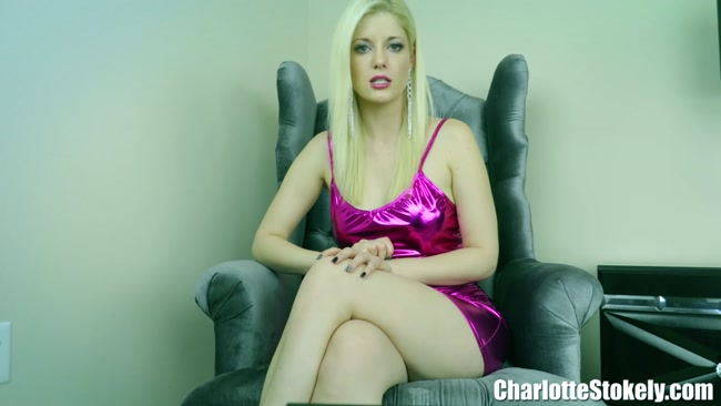 Charlotte Stokely - Humiliating Chastity Release Party [Femdom POV]