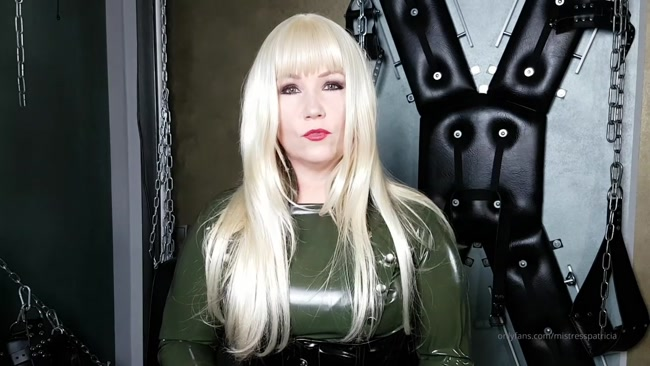 MISTRESS PATRICIA - Under My Command