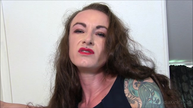 claudiakink - Muscular Bully Spits in Your Mouth