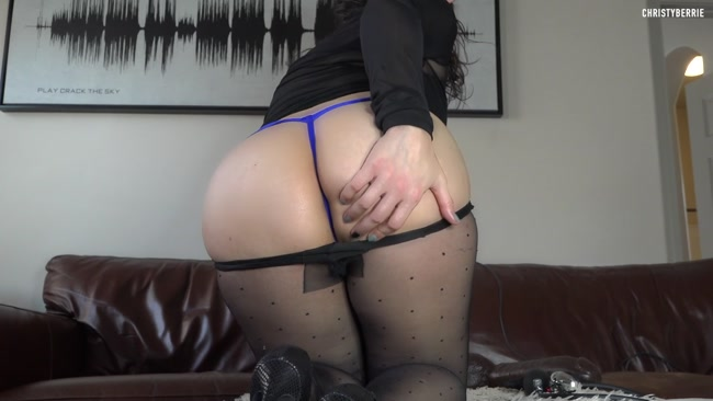 Christy Berrie - Punished for Cumming