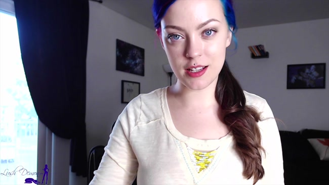 Demon Goddess J - Disgusting Spit Snot and Loogie Worship
