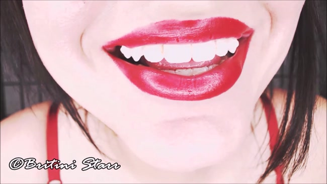 Britini Starr - Lips and Spit Whore